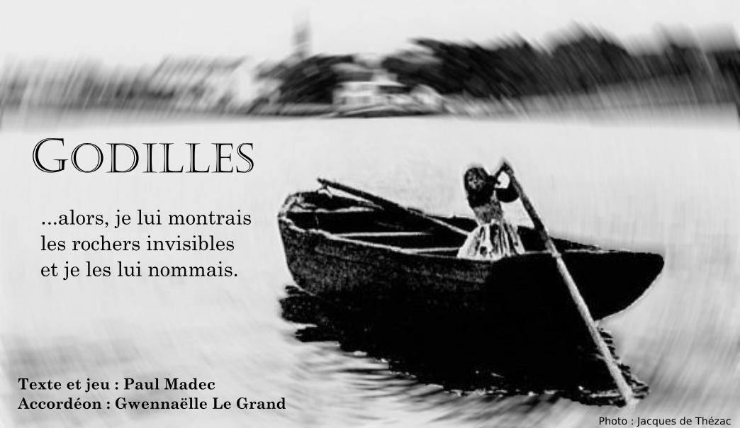 «GODILLES» –  Théâtre